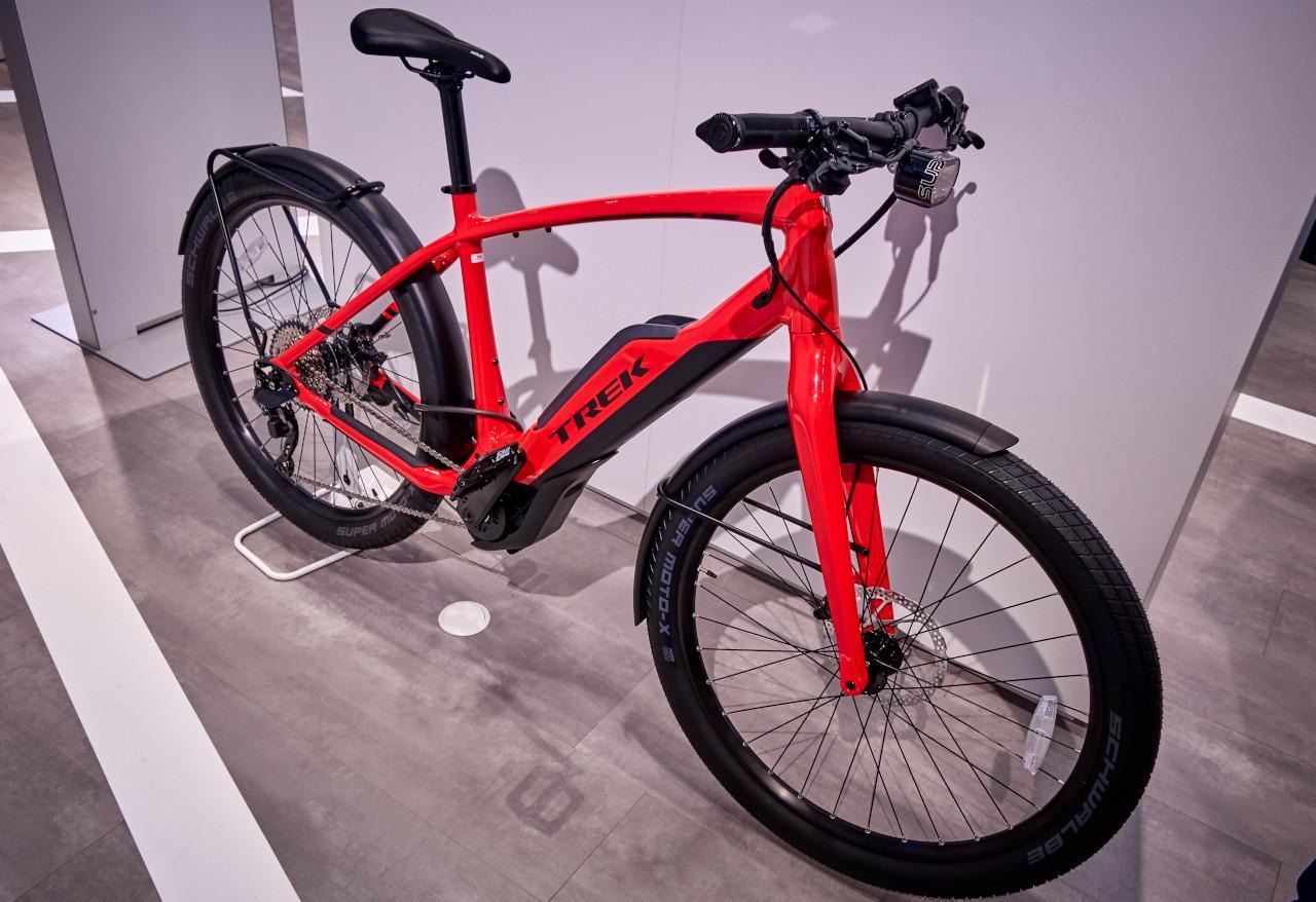 Komplett rendszert biztosít a Bosch a kerékpárgyártóknak, amely az akkumulátort, a motoregységet, az ember-gép interfészt és a kábelezést is tartalmazza