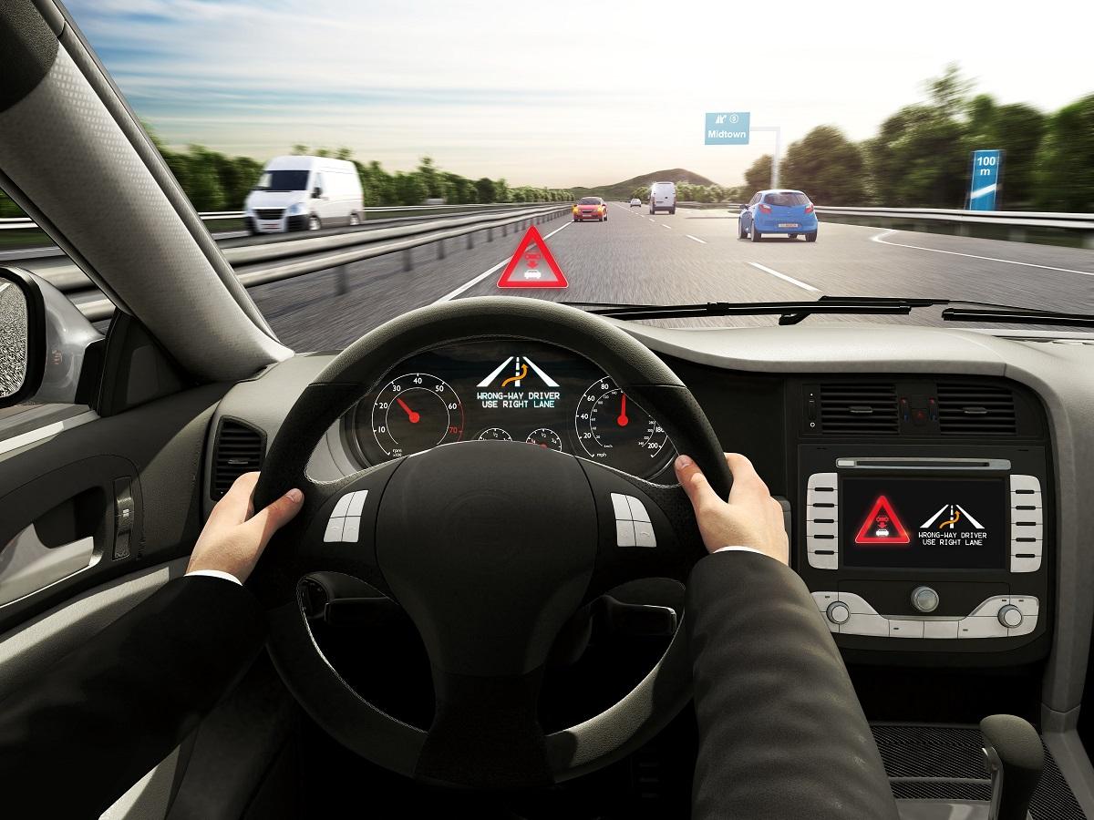 Életmentő autós iránytű