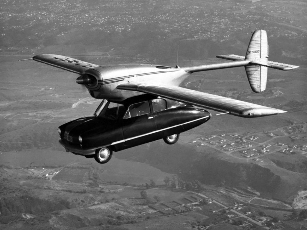 A ConvAirCar esetében már érezhetően az autó volt a középpontban