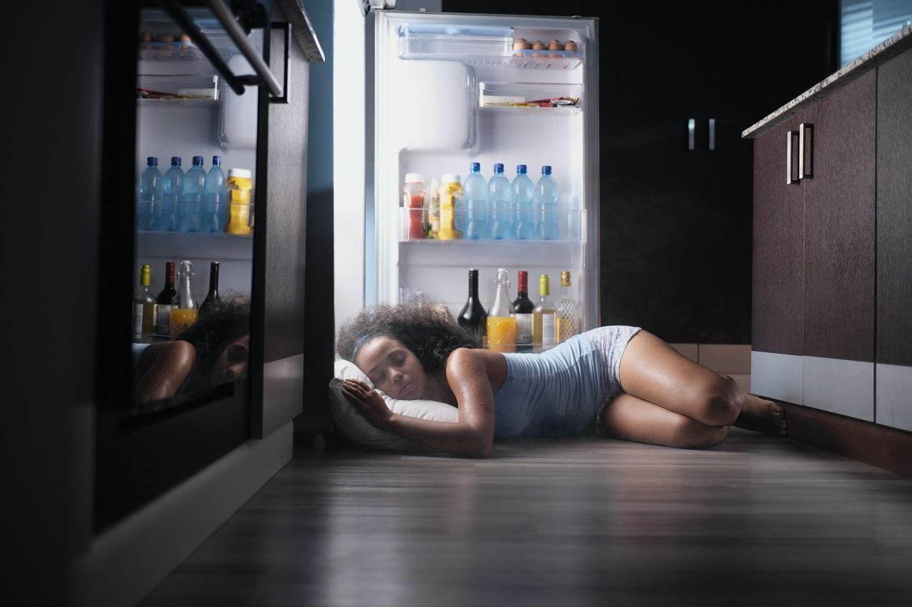 Ezt a megoldást két okból sem javasoljuk. Egyrészt energiapazarló, másrészt a macska is megdézsmálhatja a hűtőnk tartalmát.