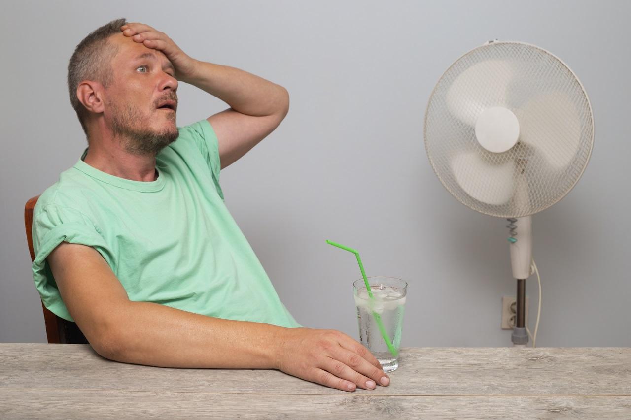 Van az a kánikula, amikor hosszútávon már a ventilátor sem segít