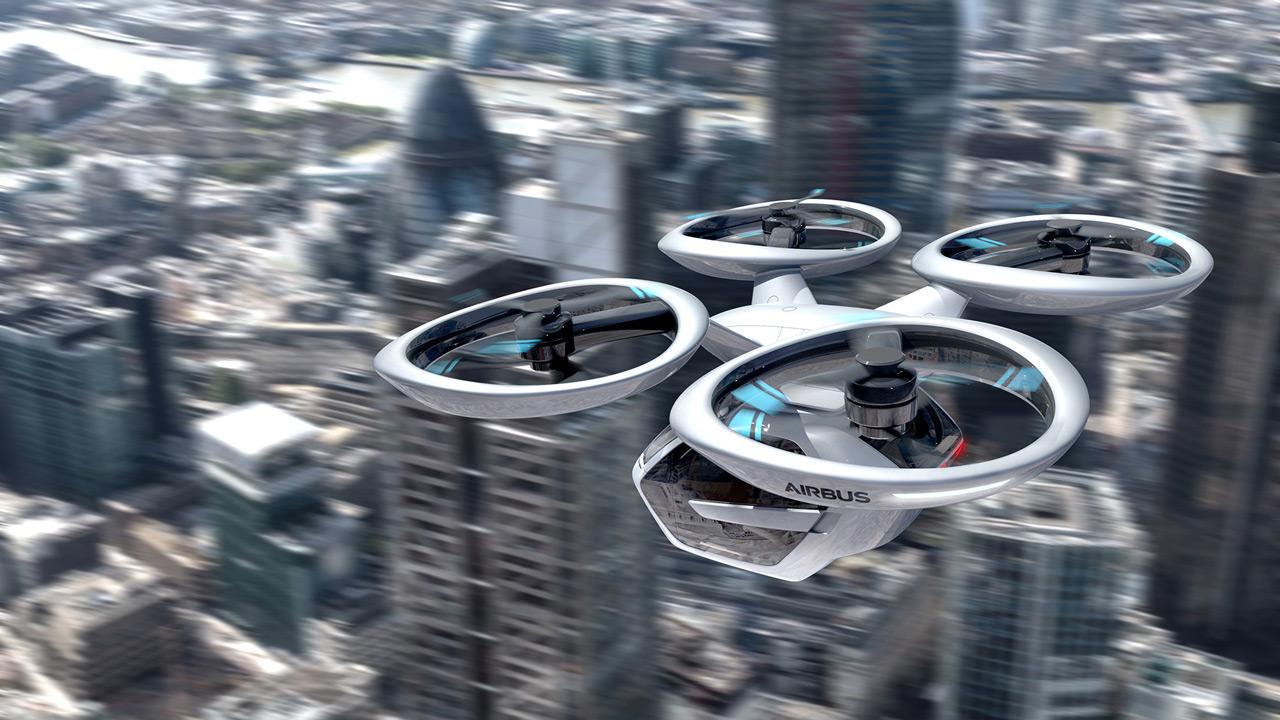 A repülő városi járművek valódi alternatívát jelentenek majd