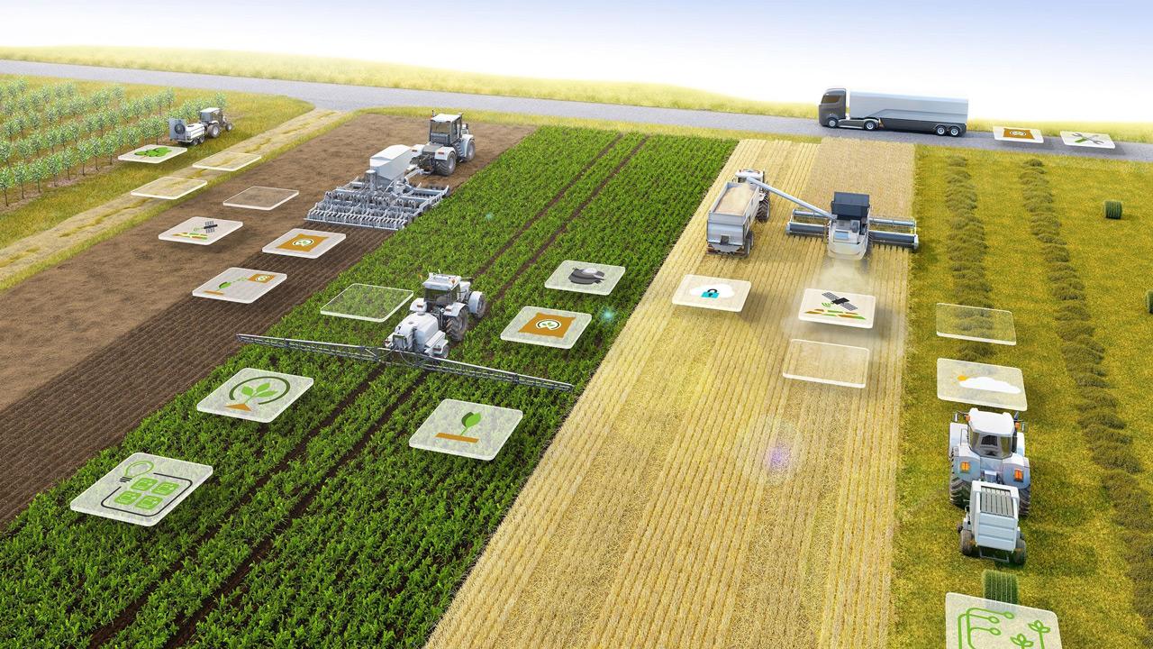 A mezőgazdasági folyamatok is hatékonyabbá válhatnak a mesterséges intelligencia segítségével