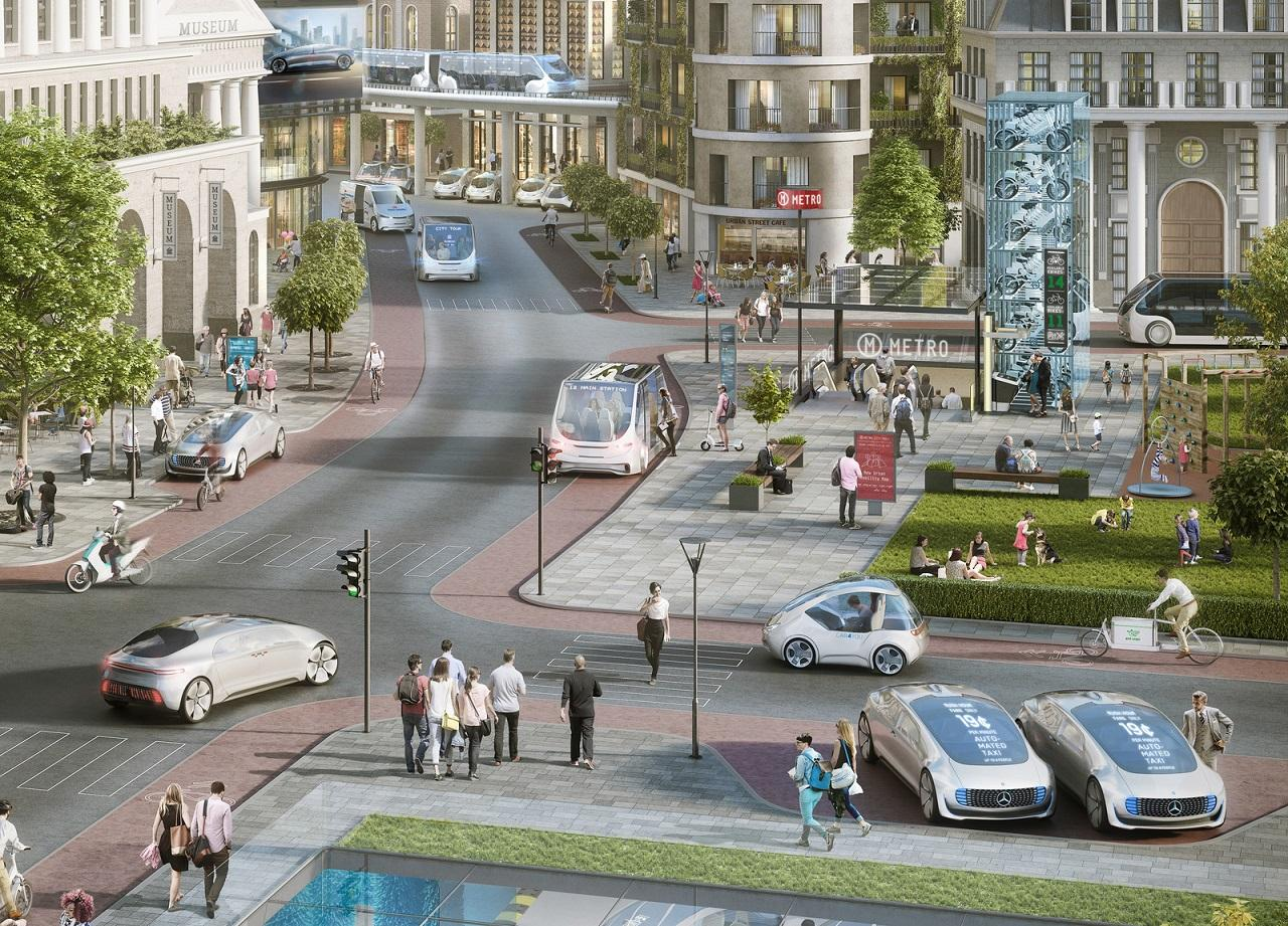 Az egyre nagyobbá városok irányításához elengedhetetlenné válik a mesterséges intelligencia
