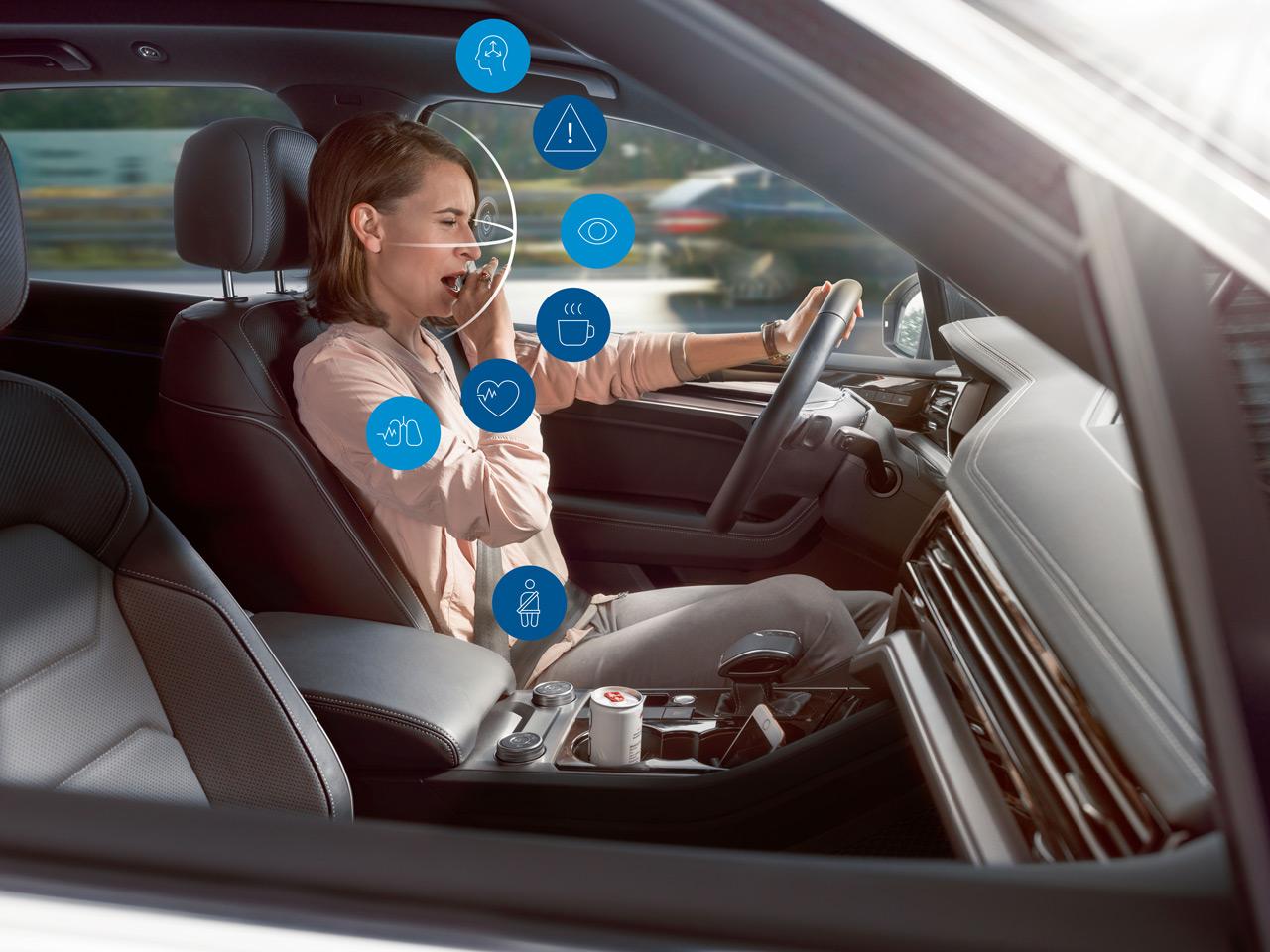 Az új belsőtérfelügyelet valós alapot jelenthet az önvezető autók biztonsági rendszeréhez