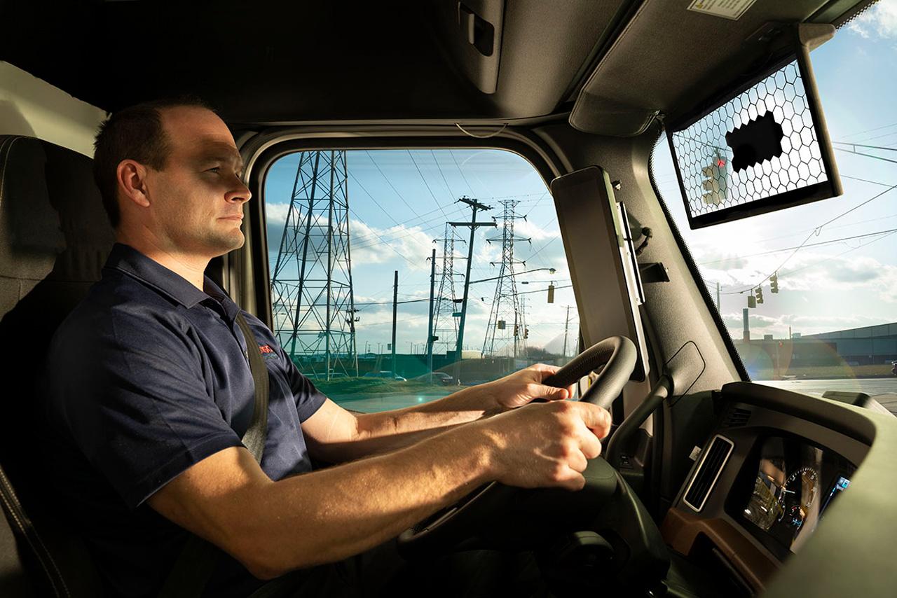 Haszongépjárművek esetében fokozott jelentősége lesz a rendszernek biztonsági szempontból