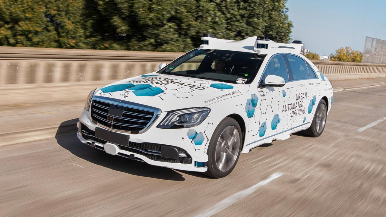 A Bosch mérnökei biztosra mennek az önvezető járművek fejlesztése kapcsán