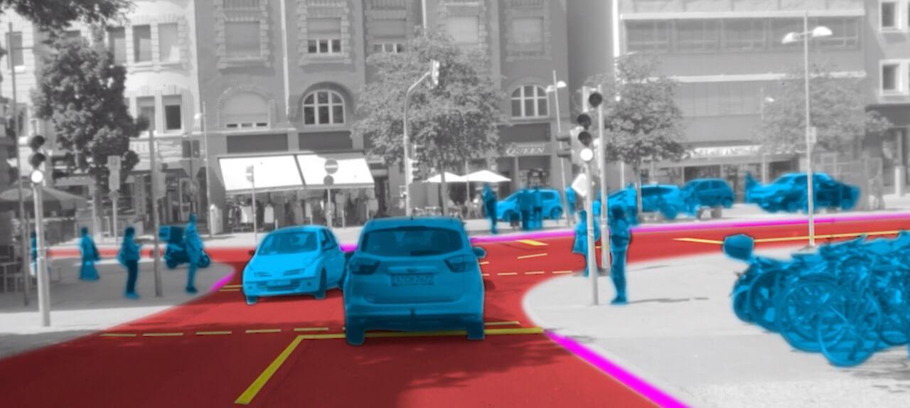 Az autók képesek lesznek azonosítani minden objektumot és viselkedéselemzés után számítanak is azok várható cselekedeteire