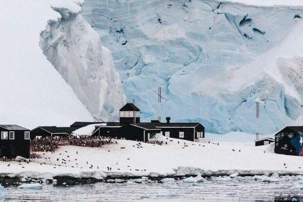 Okosságok az Antarktiszon