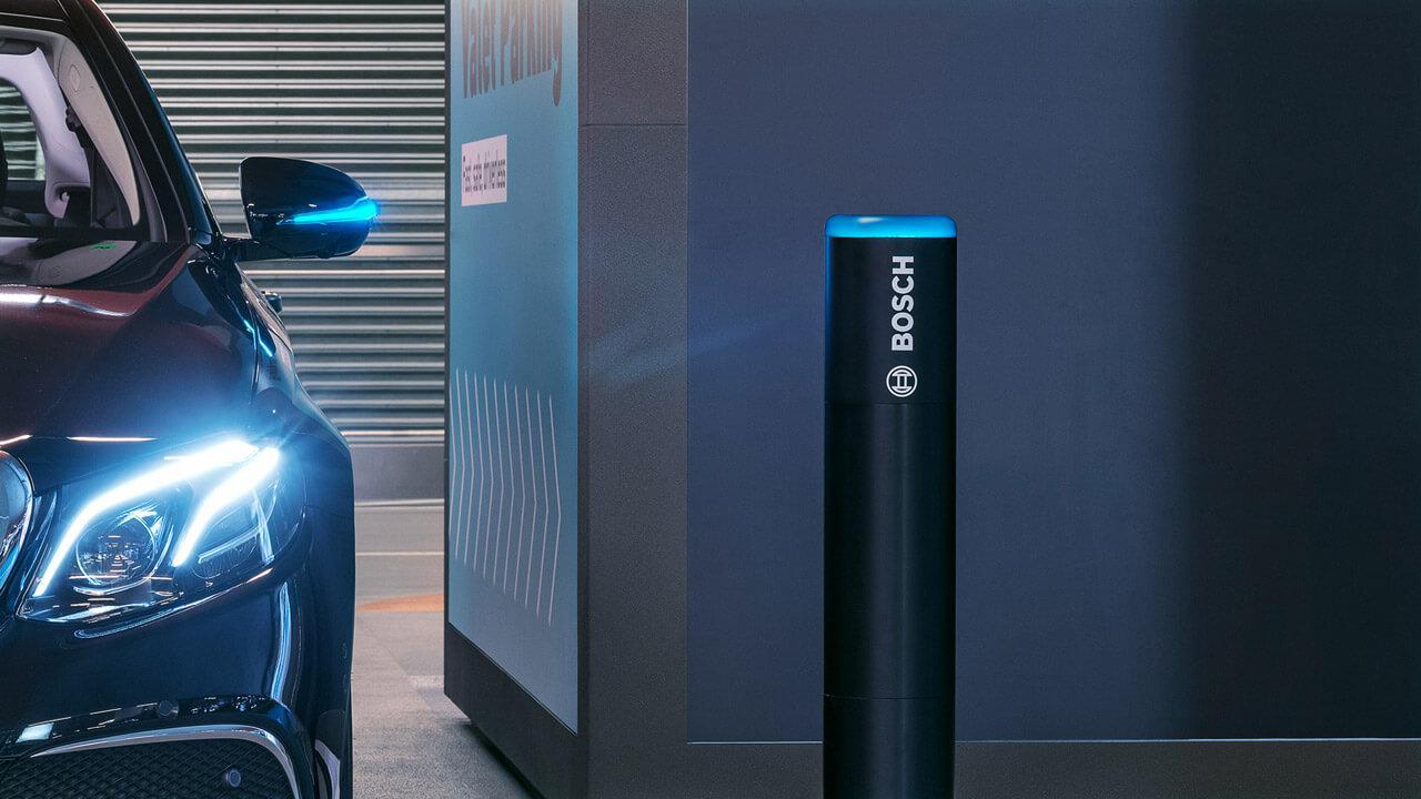 A Bosch jelenleg is dolgozik a négyes és ötös szintű önvezetésen