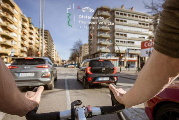 Okosszemüveg: új szint a mobilitásban