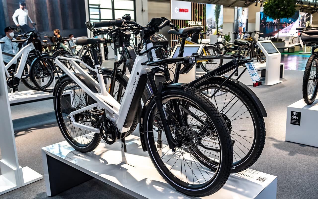 Csak néhány példa a kerékpár felhozatalból