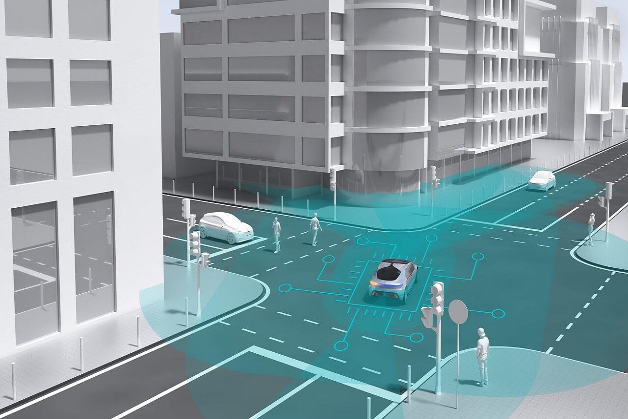 Az automatizált vezetés a mesterséges intelligencia (MI) egyik alkalmazási területe. Az MI használata várhatóan csökkenti a balesetek számát.