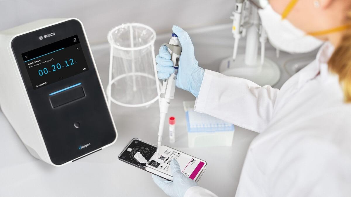 Díjnyertes egészségügyi eszközöket fejleszt a Bosch