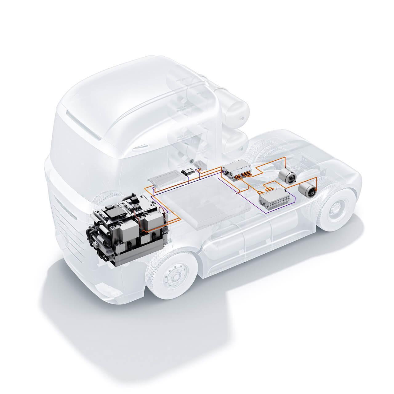 A Bosch minden fontos alkatrészt saját maga fejleszt és gyárt